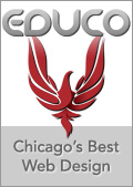 Educo Web Design: Chicago Web Design Graphics and Video