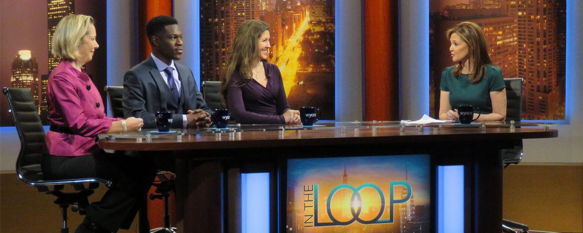 Lauren Cohn on The Loop